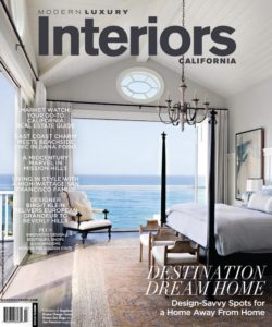 Summer - Fall 2015 - Modern Luxury Interiors California